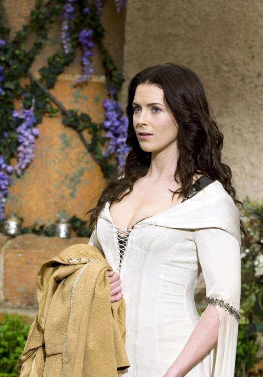 Bridget Regan Braless Pics