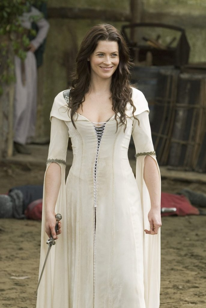 Bridget Regan Gown Pictures