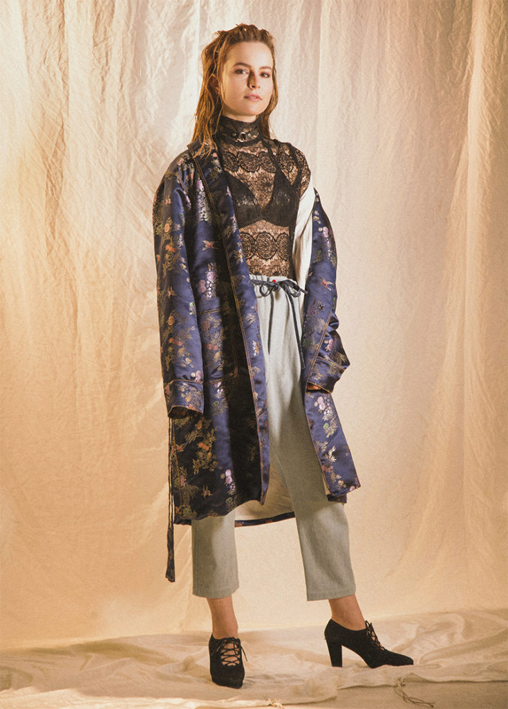 Bridgit Mendler Winter Look Images