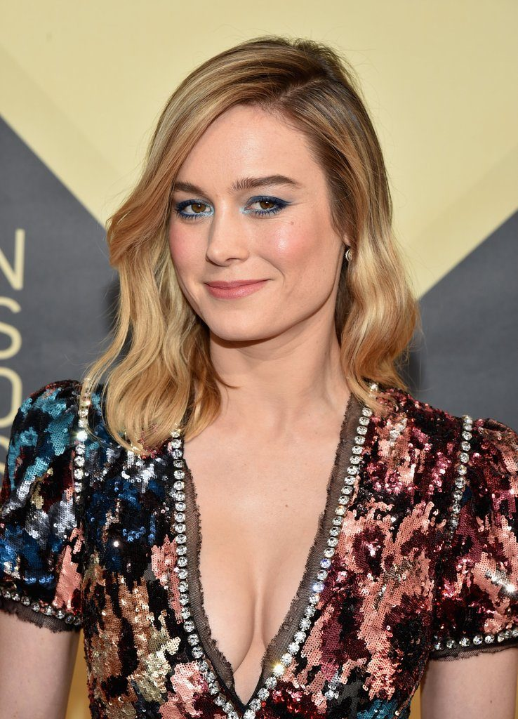 Brie Larson Without Bra Pictures
