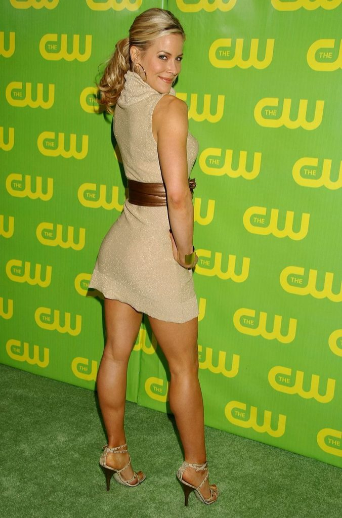 Brittany Daniel Backside Thigh Images