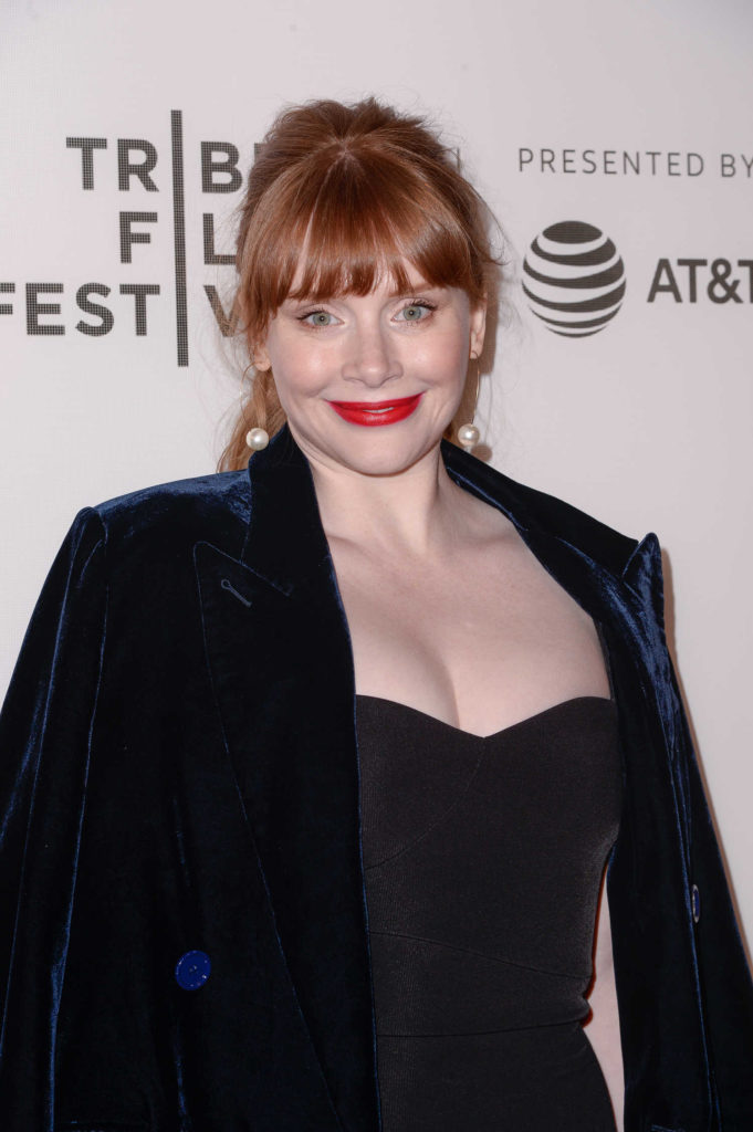 Bryce Dallas Howard Oops Pictures