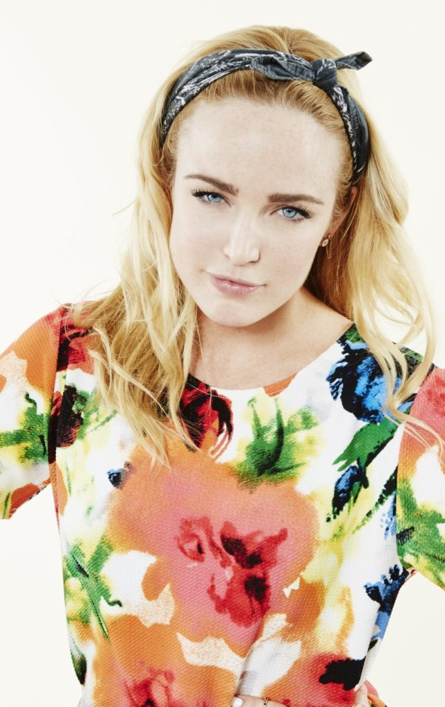 Caity Lotz Oops Pictures
