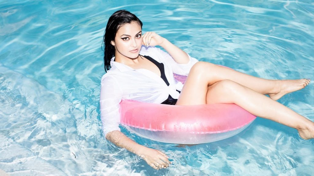 Camila Mendes Bikini Pictures