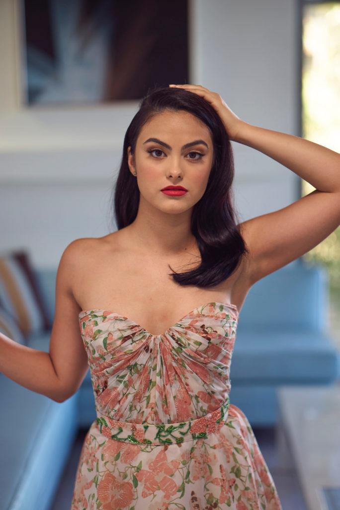 Camila Mendes Lingerie Pics