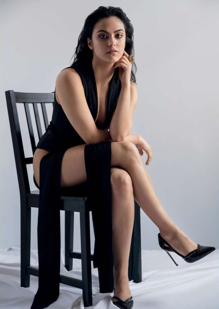 Camila Mendes Undergarments Photos