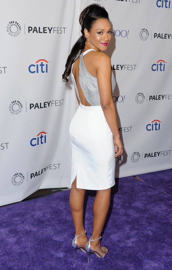 Candice Patton Award Show Images