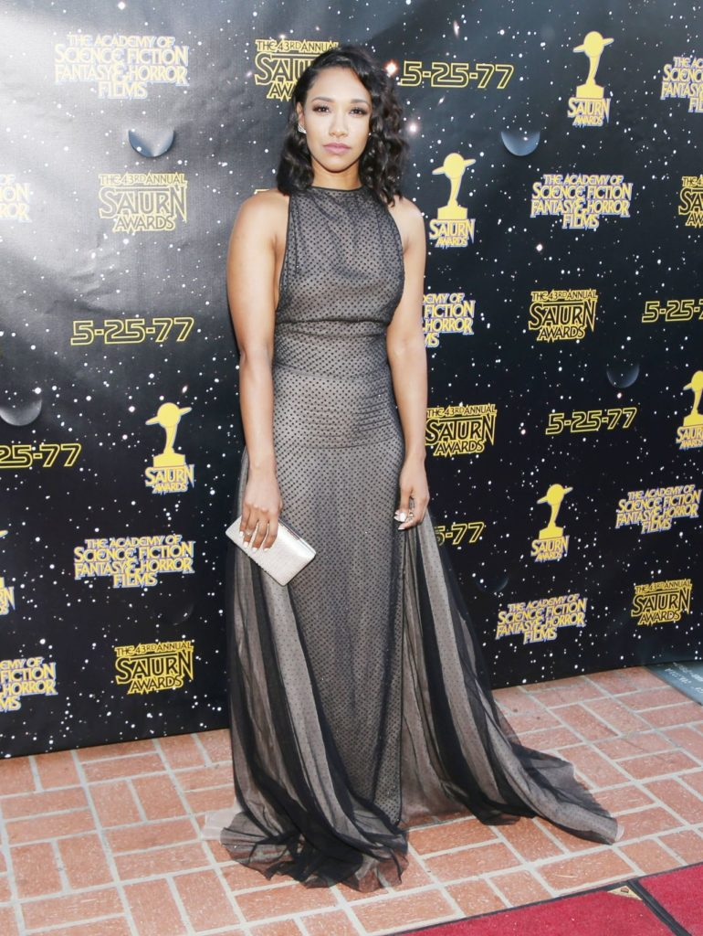 Candice Patton Events Wallpapers