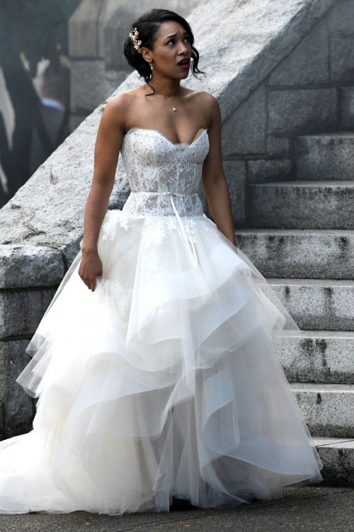 Candice Patton Marriage Images