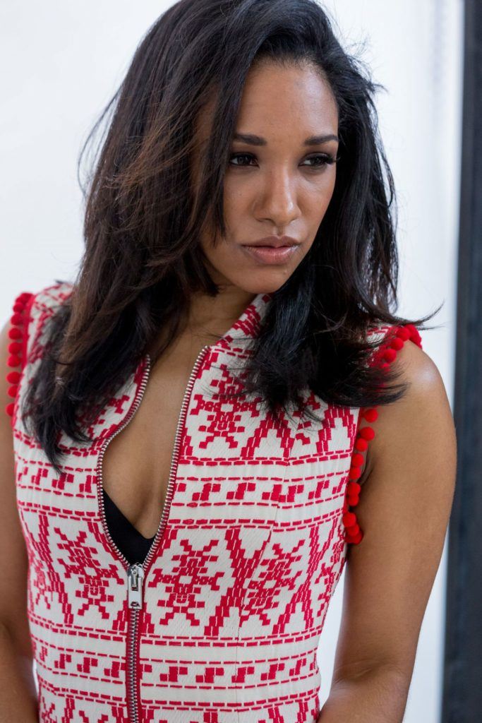 Candice Patton Topless Images