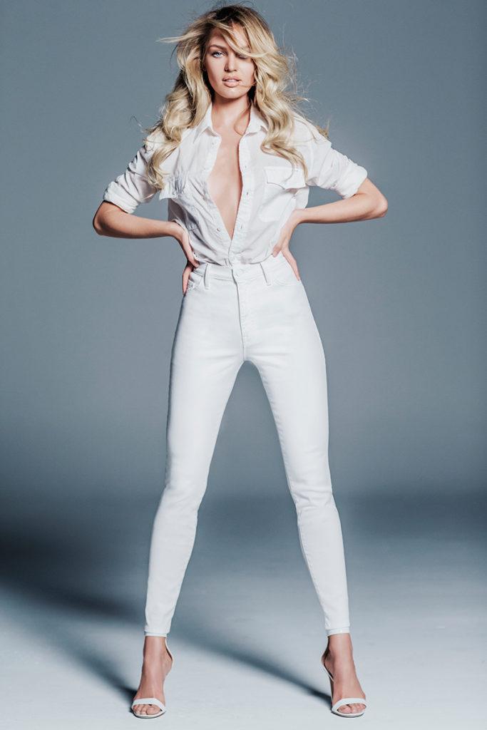 Candice Swanepoel Jeans Pics