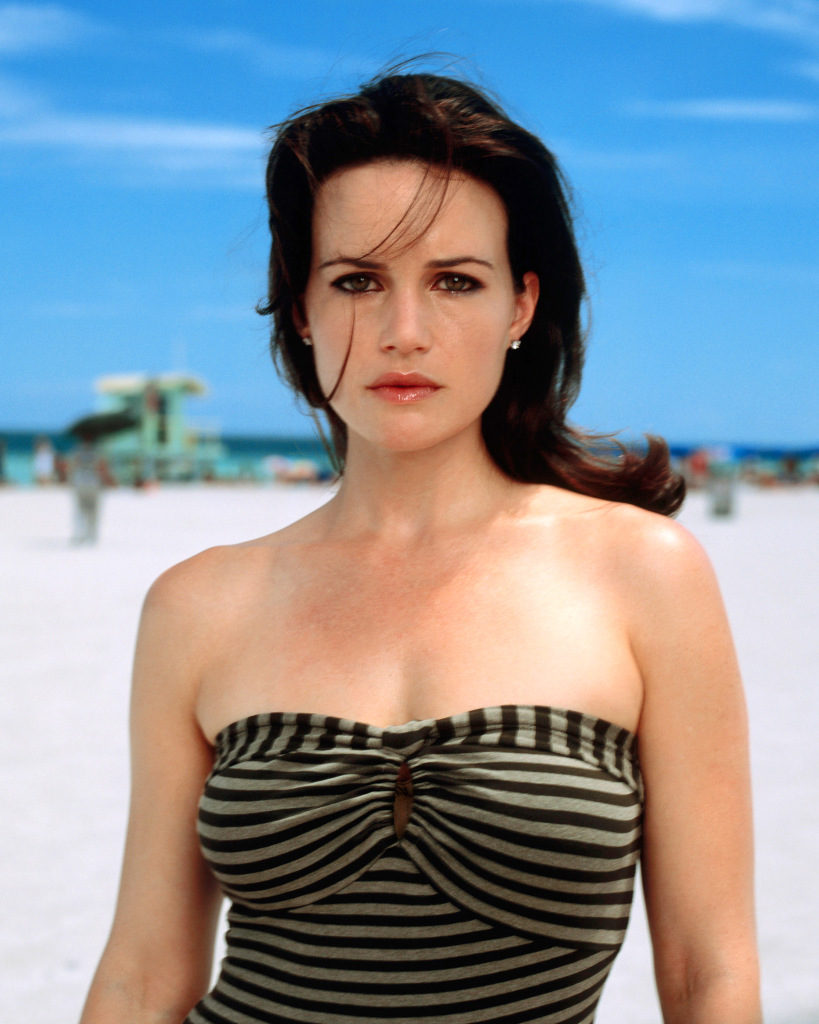 Carla Gugino Eyes Photos