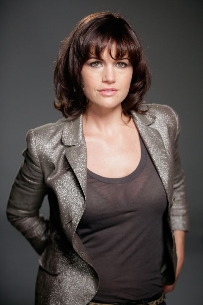 Carla Gugino Makeup Pics
