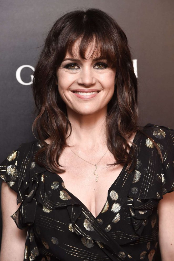 Carla Gugino Smile Face Photos
