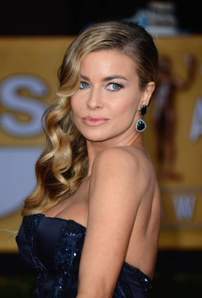 Carmen Electra Backless Wallpapers