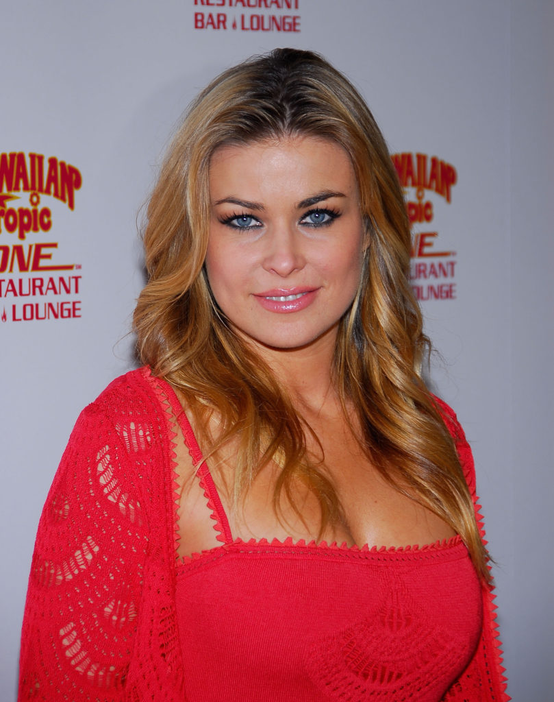Carmen Electra Breast Images