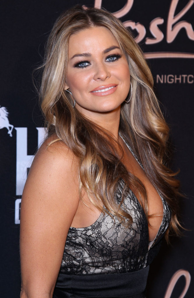 Carmen Electra Topless images
