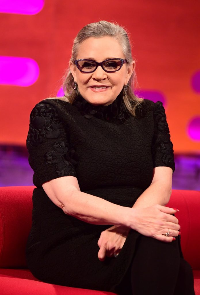 Carrie Fisher Jenas Photos