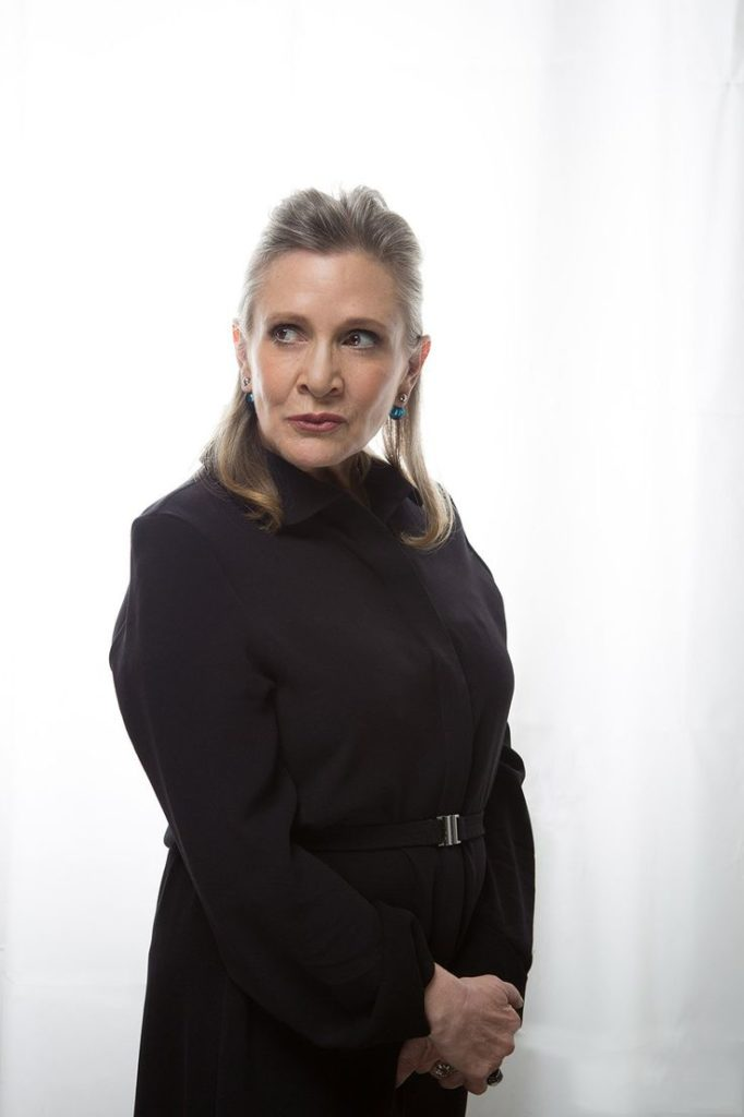 Carrie Fisher Photoshoots