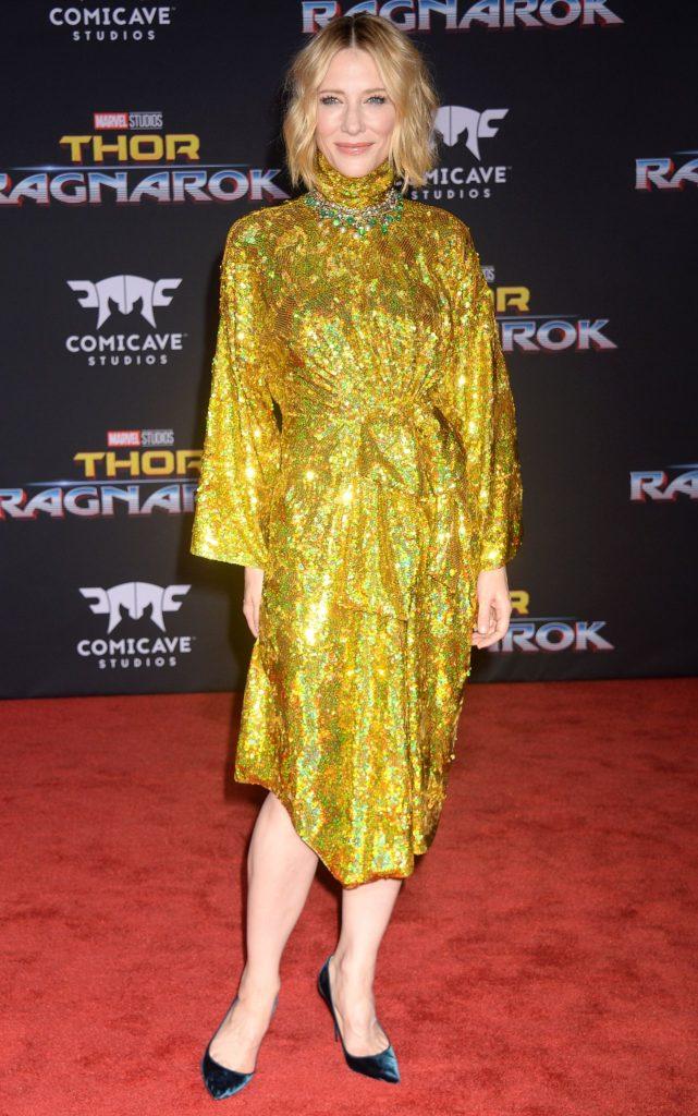 Cate Blanchett Heals Pics