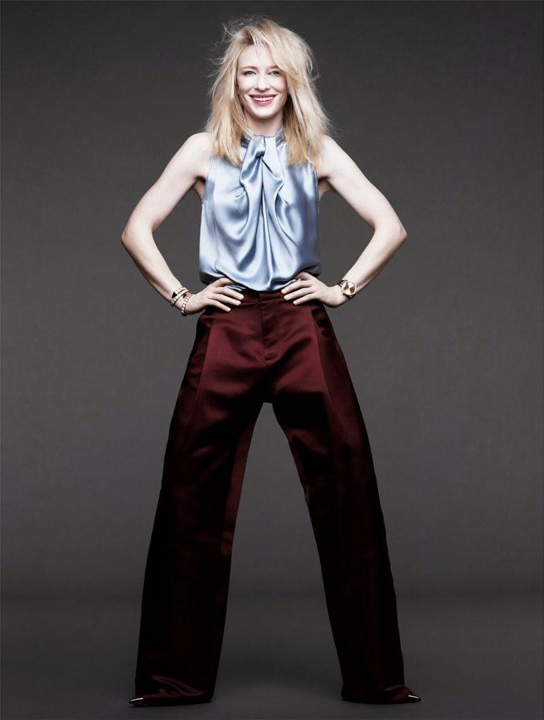 Cate Blanchett Leaked Images