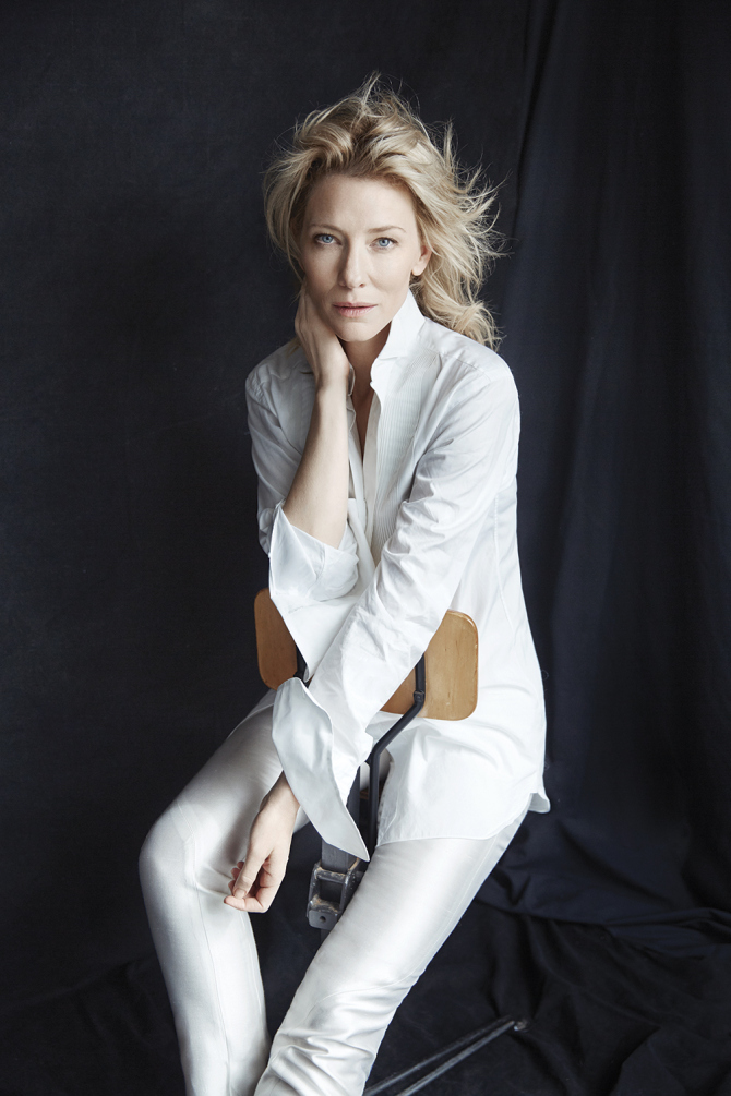 Cate Blanchett Leggings Pictures