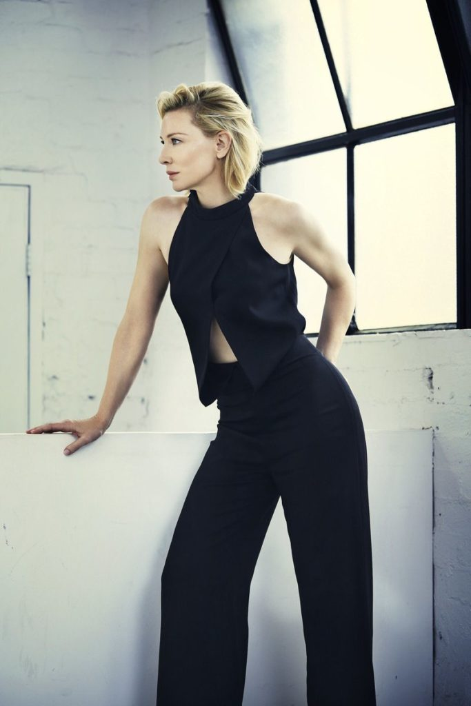 Cate Blanchett Movie Look Images