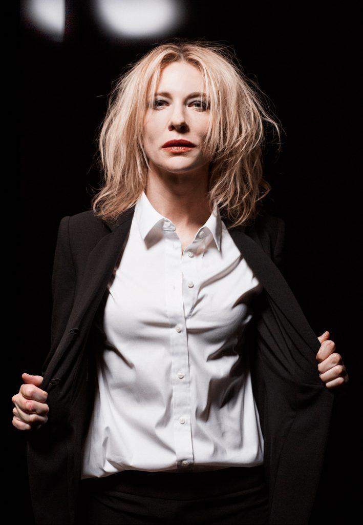 Cate Blanchett Short Hair Images