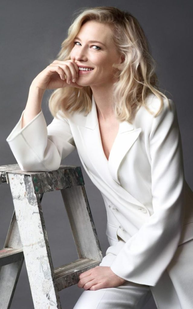 Cate Blanchett Suit Images