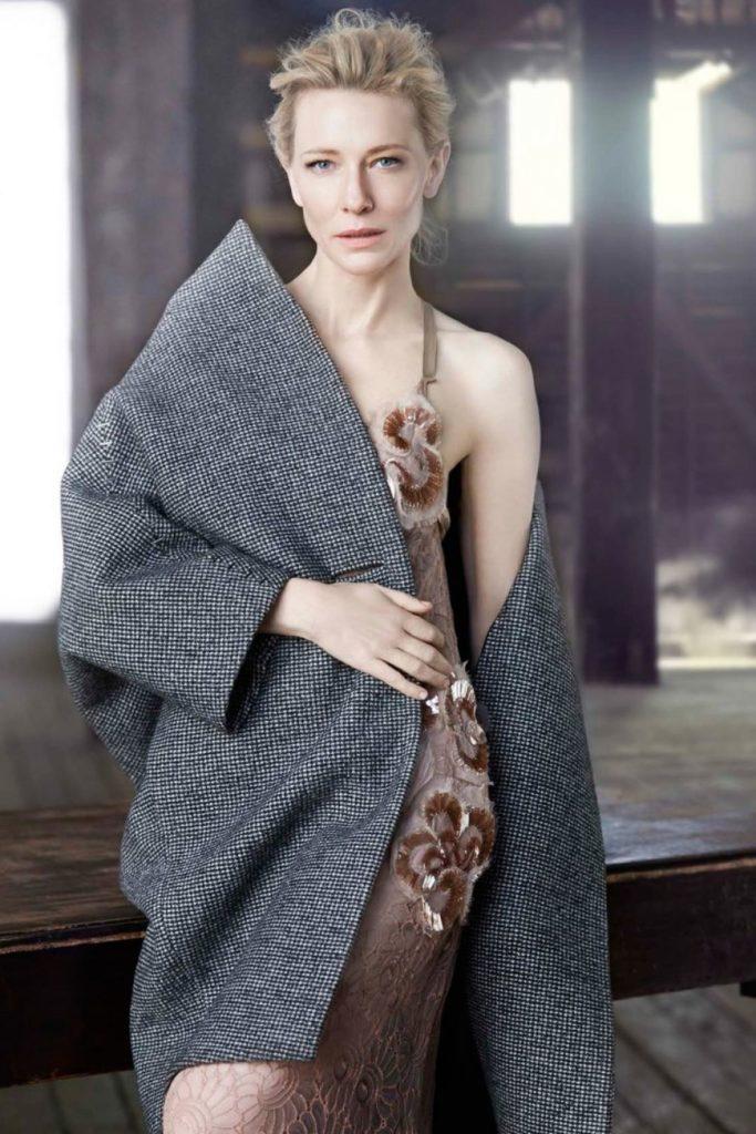 Cate Blanchett Thigh Pics