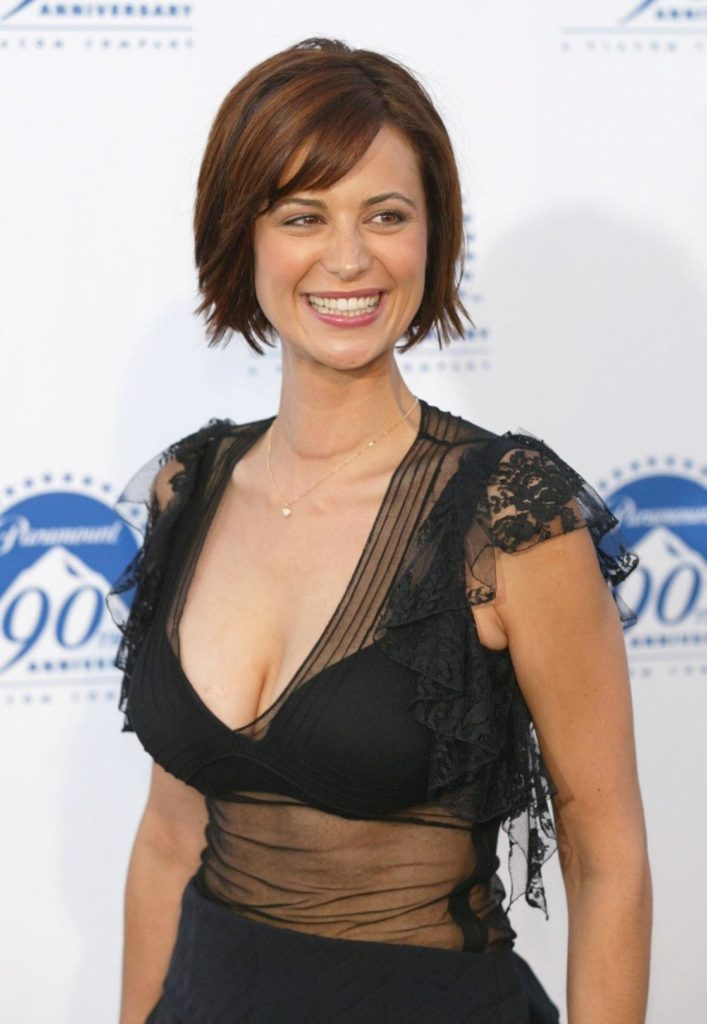 Catherine Bell Boobs Photos