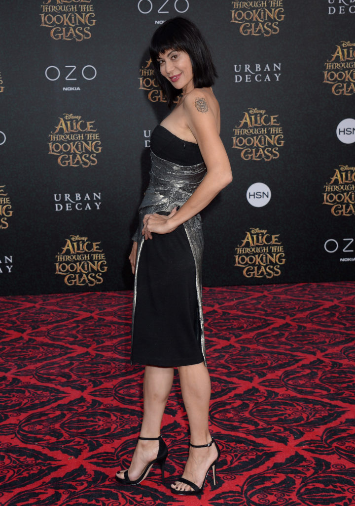 Catherine Bell High Heals Pics