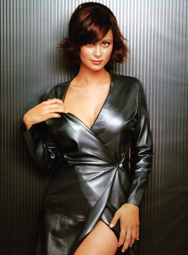 Catherine Bell Legs Photos