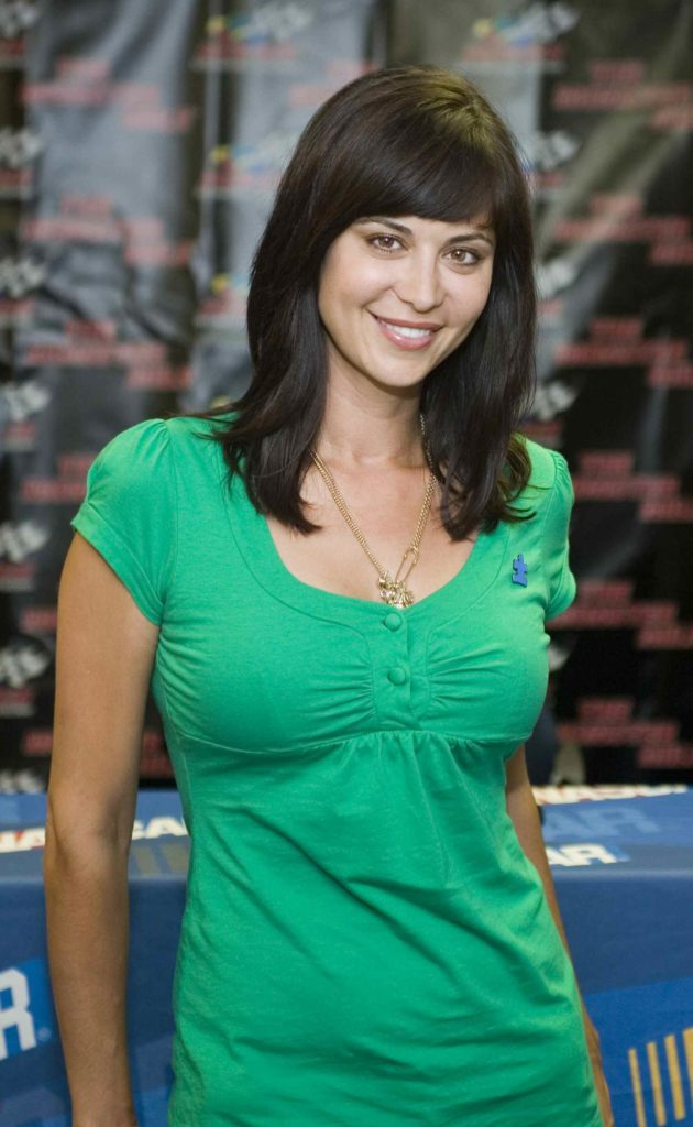 Catherine Bell Smile Wallpapers