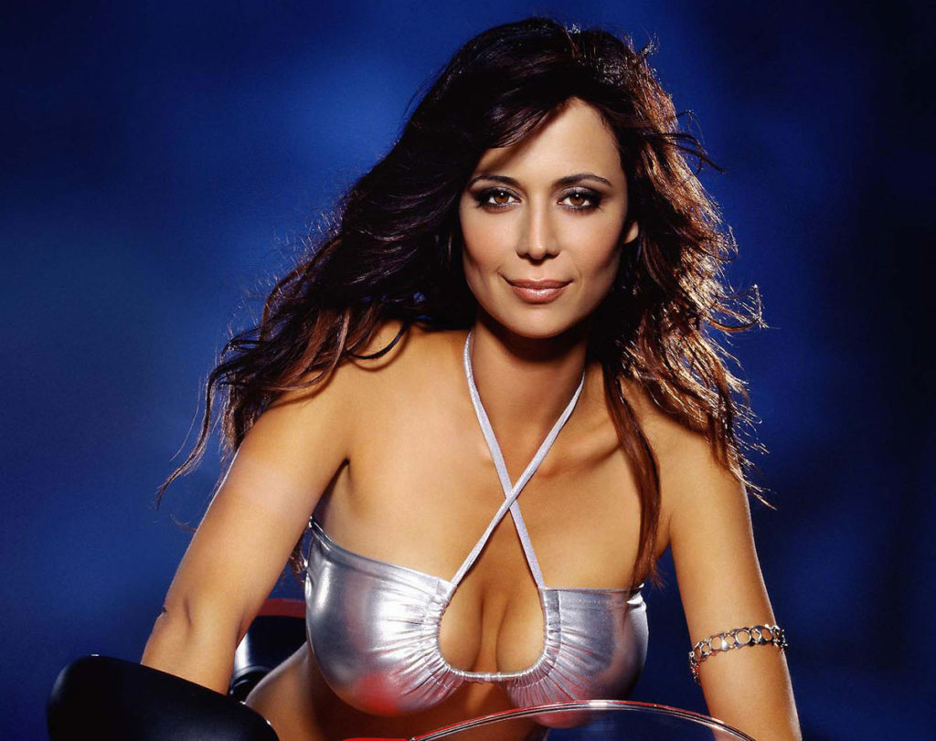 Catherine Bell Topless Images