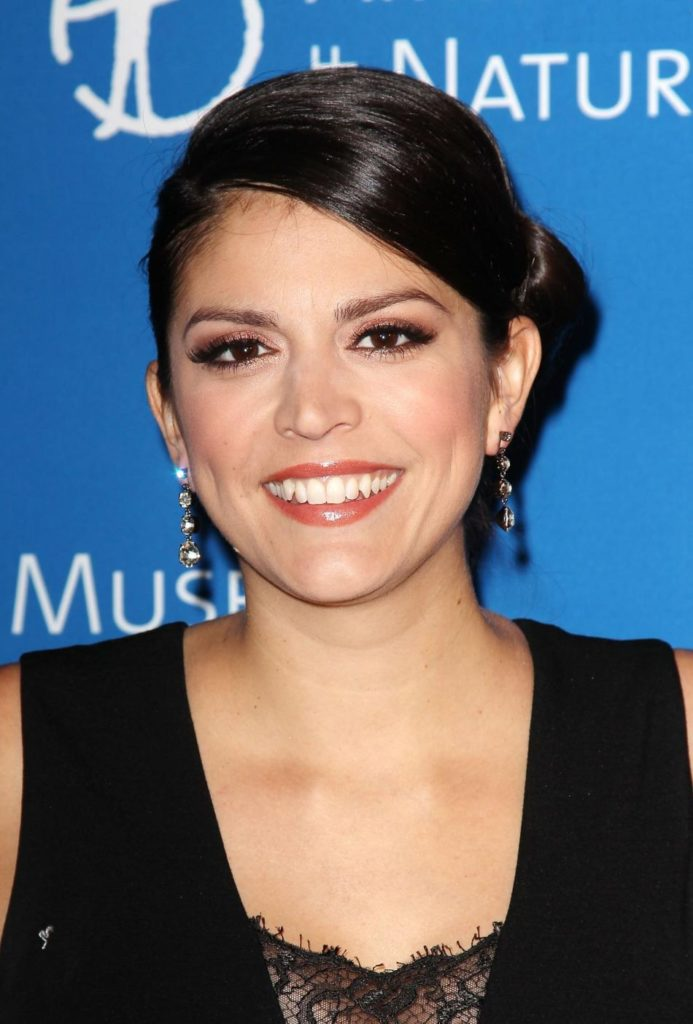 Cecily Strong Smile Face Photos