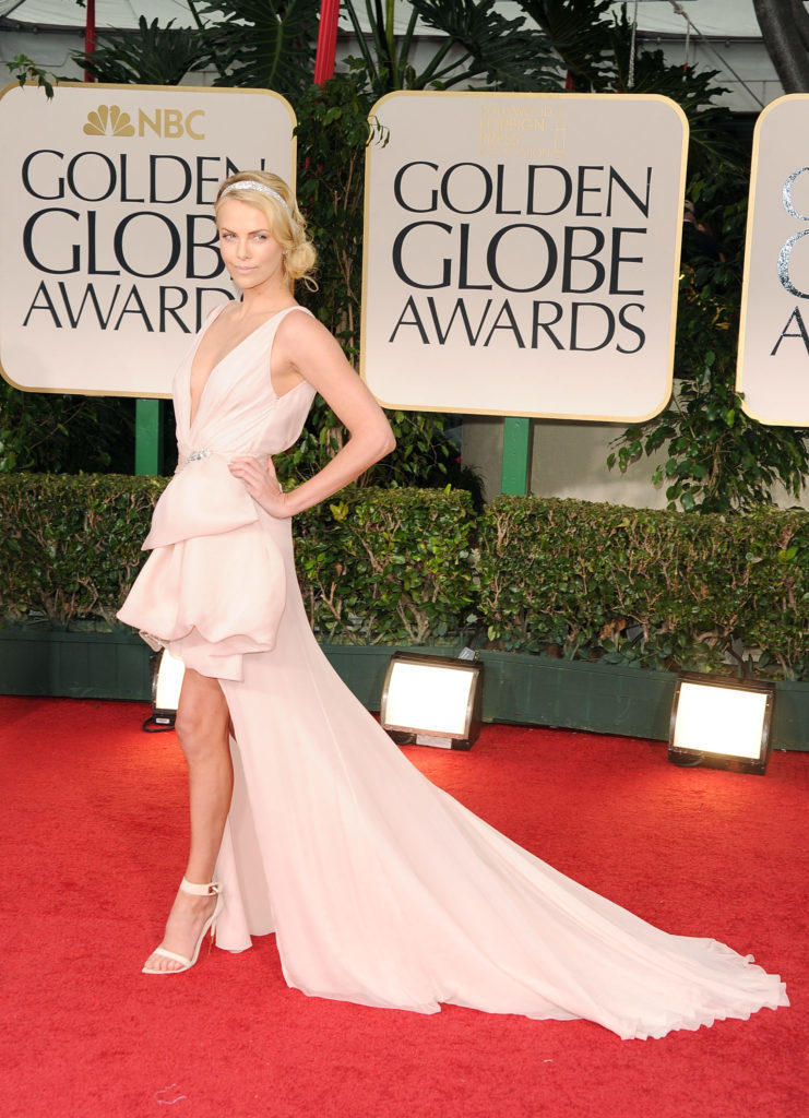 Charlize Theron Feet Wallpapers