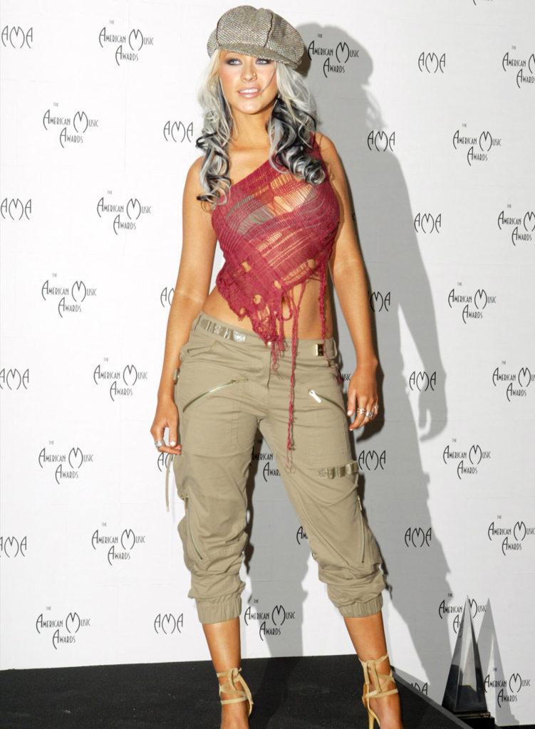 Christina Aguilera Jeans Images