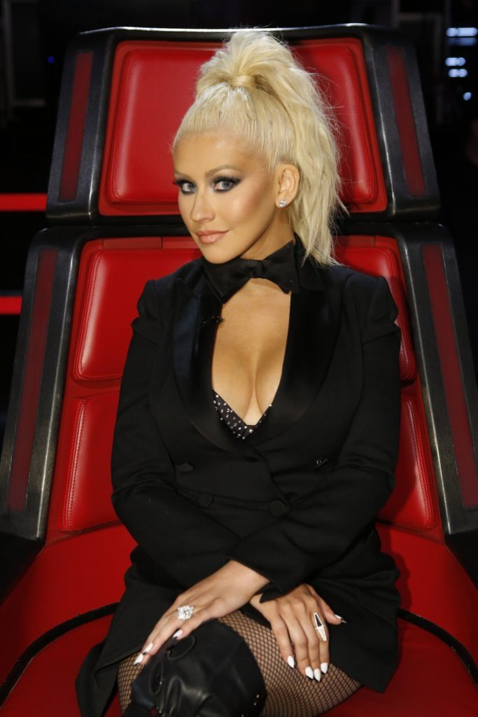 Christina Aguilera Pants Images