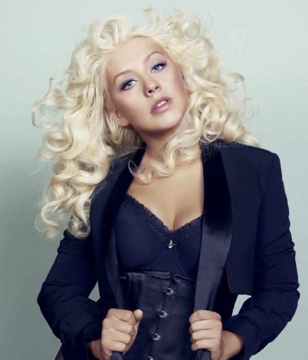 Christina Aguilera Photoshoots