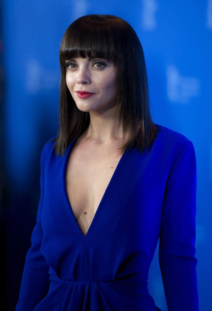 Christina Ricci Braless Pics