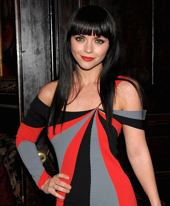 Christina Ricci Muscles Images