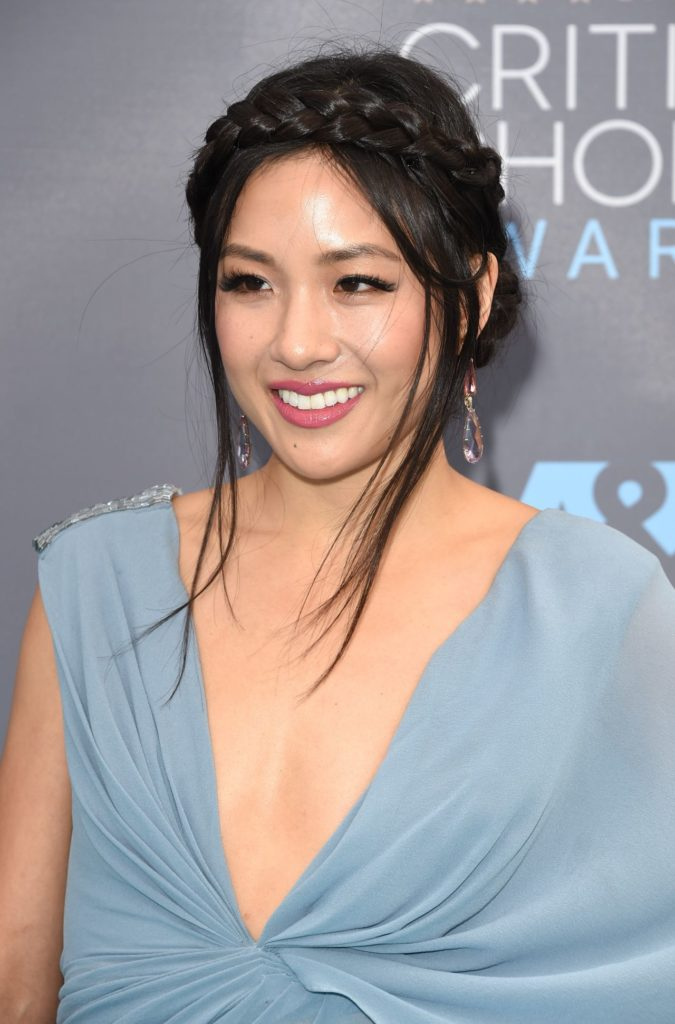 Constance Wu Boobs Photos