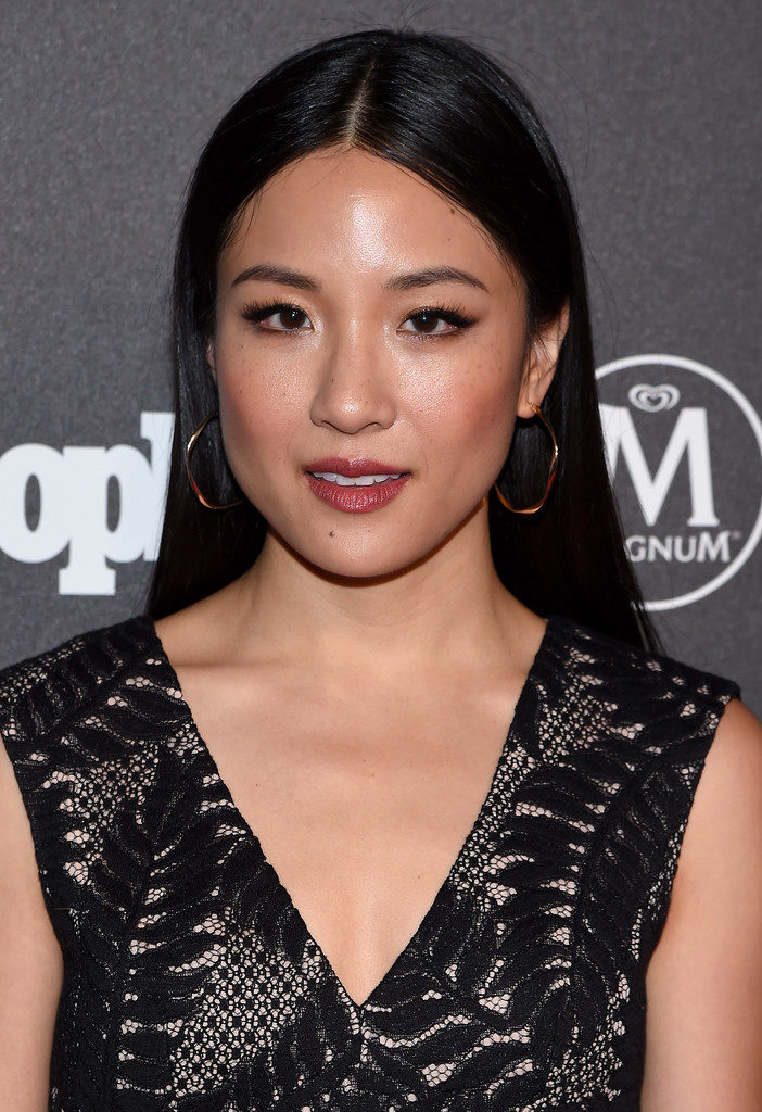 Constance Wu Braless Images