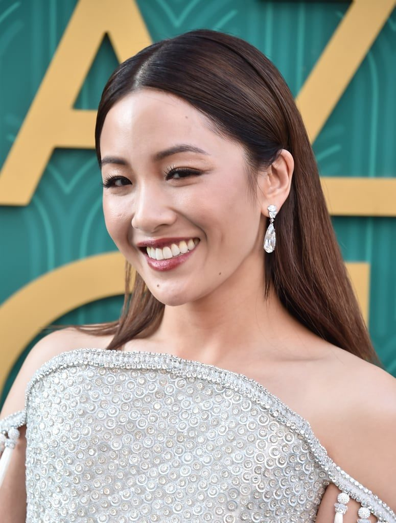 Constance Wu Cute Smile Wallpapers