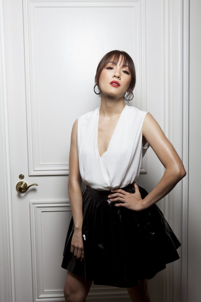 Constance Wu Leaked Pics