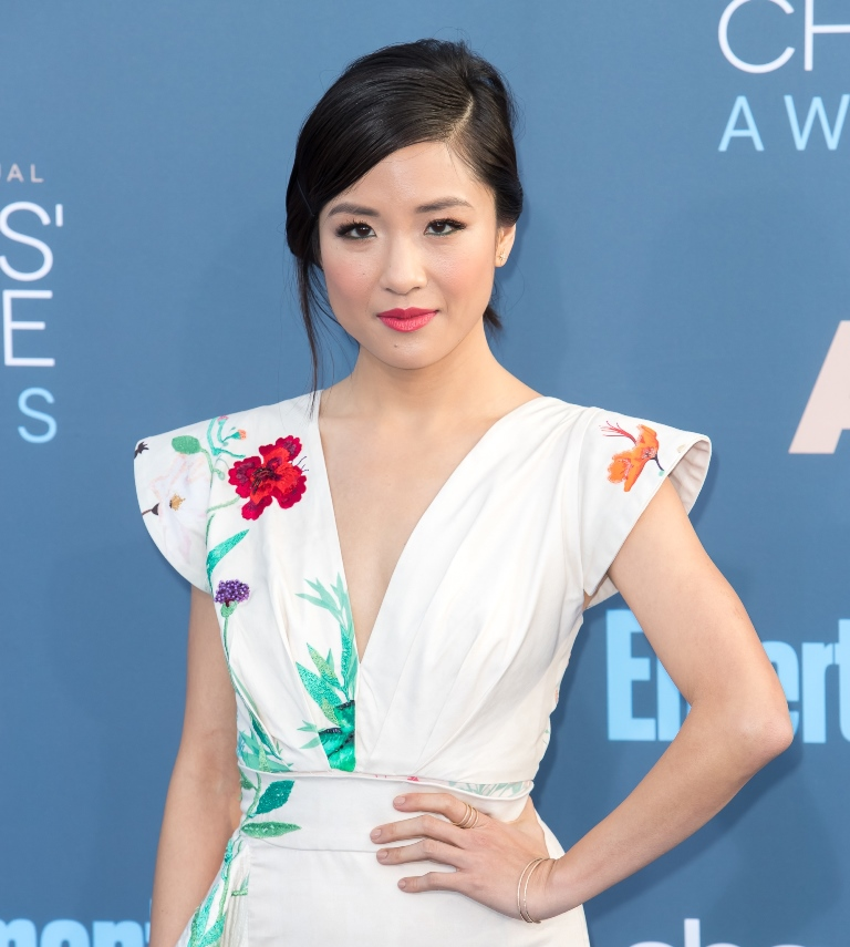 Constance Wu Sexy Eyes Photos