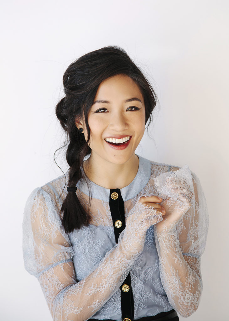 Constance Wu Smile Face Images