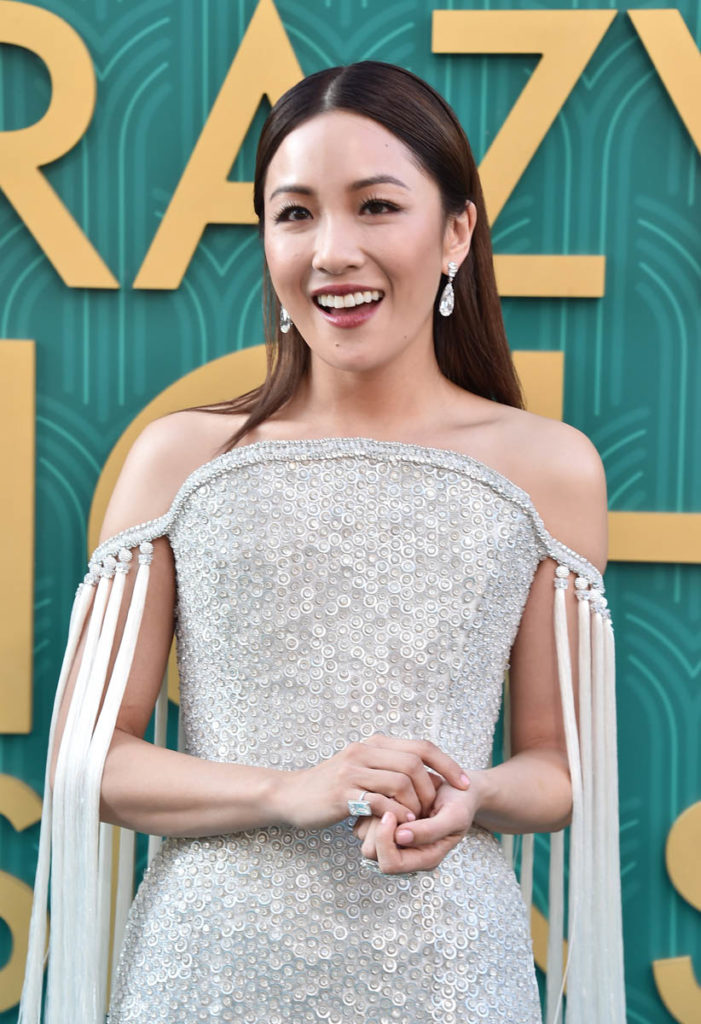 Constance Wu Smile Pictures