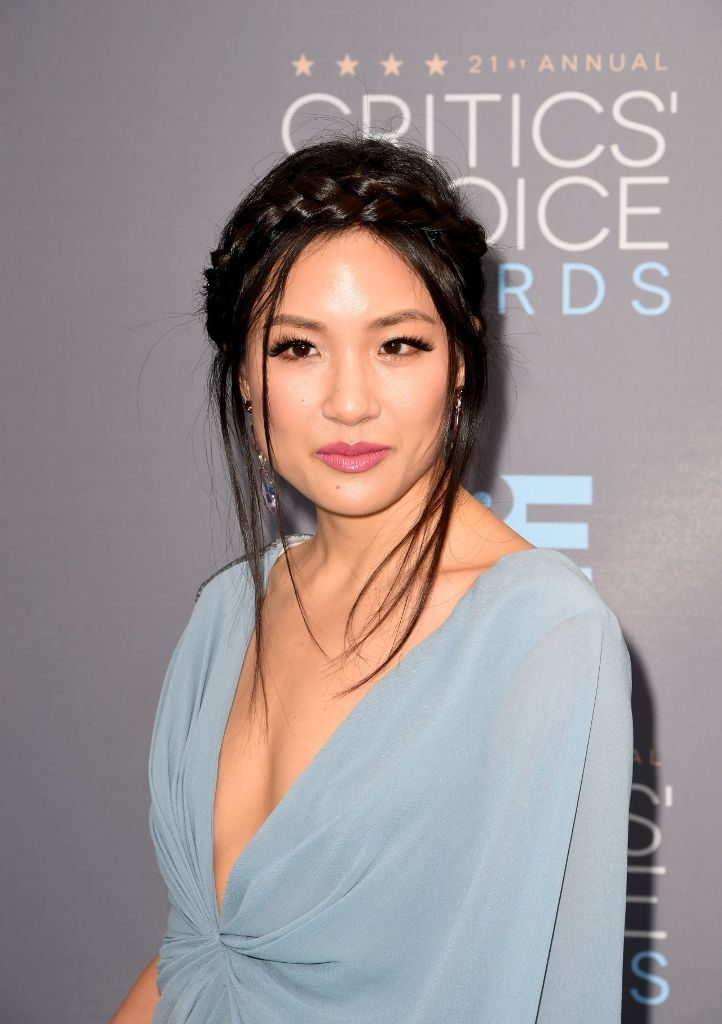 Constance Wu Topless Pics